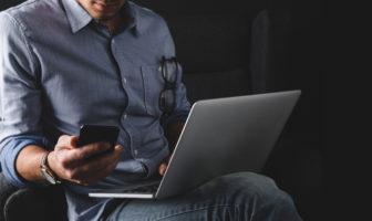 Immer mehr Bankkunden nutzen digitale Zugangskanäle