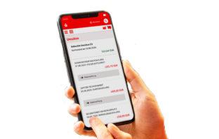 Digitale Mobile-Banking-Angebote der Sparkassen