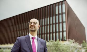 Neuer Hauptsitz der Bremer Sparkasse am Uni-Campus