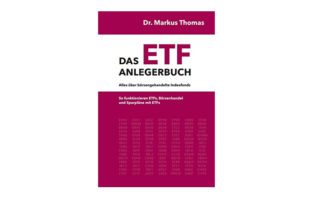 Buchtipp: Das ETF-Anlegerbuch - Markus Thomas