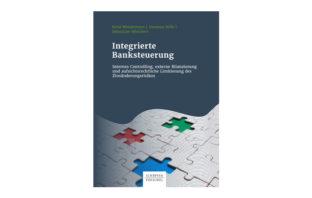 Buchtipp: Integrierte Banksteuerung (Wiedemann, Hille, Wiechers)