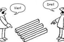 Die Realität ist manchmal nicht eindeutig sondern konfus