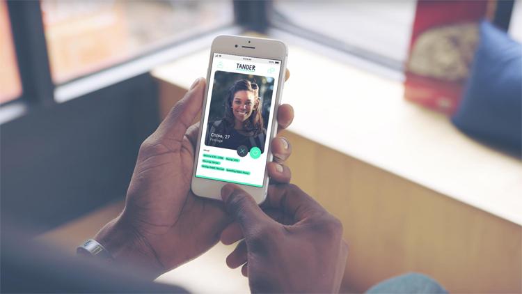 Partnersuche in der Banking App