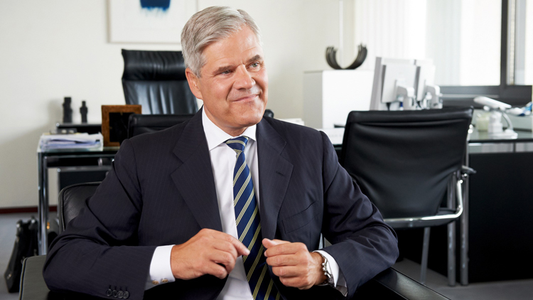 Der Bank Blog: Interview mit Prof. Dr. Andreas Dombret