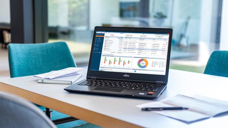 Effiziente Online-Banking-Software: StarMoney Business 10