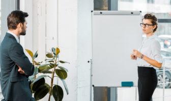 Topsharing: Wenn zwei Führungskräfte sich einen Job teilen