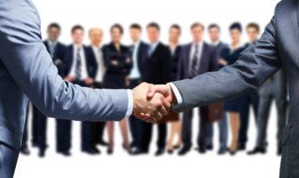 Vertrauen ist eine wichtige Grundlage für Finanzgeschäfte