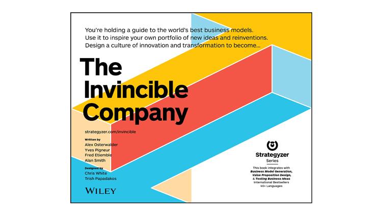 Buchtipp: The Invincible Company - Kultur der Innovation und Transformation