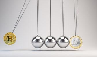 Kryptowährungen machen Zentralbank-Währungen Konkurrenz