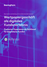 Wertpapiergeschäft als digitales Kundenerlebnis