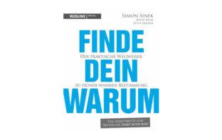 Buchtipp: Finde dein Warum - Simon Sinek