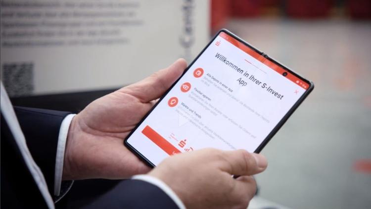 Use Case: Mobil arbeiten im Digital-Center der Stadtsparkasse München