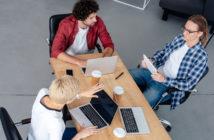 New Work bedeutet auch neue Führungsmodelle