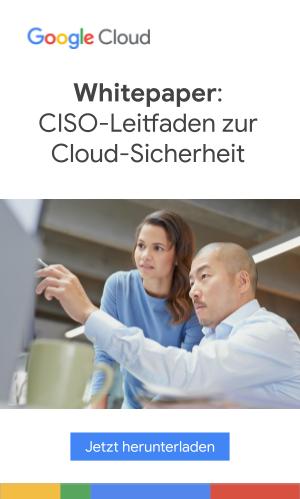 Whitepaper für CISOs für die erfolgreiche Cloud-Transformation