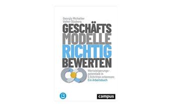 Buchtipp: Geschäftsmodelle richtig bewerten - Georgiy Michailov und Volker Düsberg