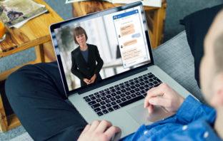 Intelligenter Chatbot für flexiblen Dialog zwischen Kunde und Bank