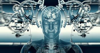 Vier unterschiedliche Arten Künstlicher Intelligenz – Infografik