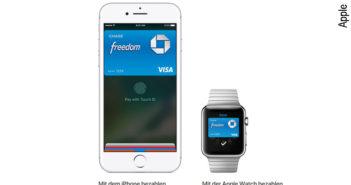 Apple Pay kommt nach Deutschland!