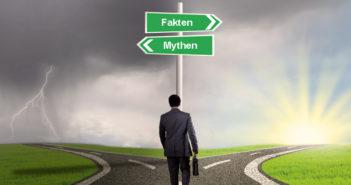 Fünf Mythen über Bankfilialen