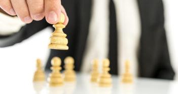 Change Management zur Realisierung von Strategien - Infografik